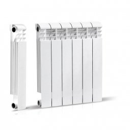 Радиатор биметаллический Viertex 350-80С 12 секц.
