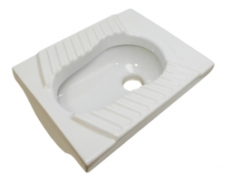 Чаша Генуя Оскольская керамика с переходником белая