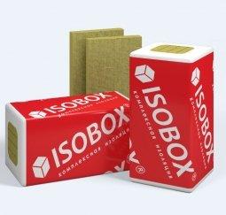 Базальтовый утеплитель ISOBOX Экстралайт 1200*600*50 пл.