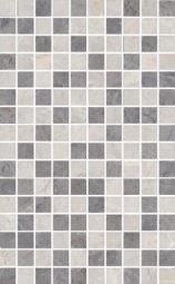 Декор Kerama Marazzi Мармион MM6268B 25х40 серый