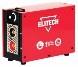 Инверторный сварочный аппарат Elitech ИС 200M «MINI» 220V сварка на постоянном токе (DC)