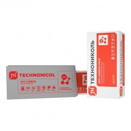 Минераловатный утеплитель Технониколь XPS Carbon PROF 300 1180х580х50 мм/8 шт.