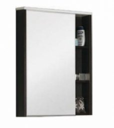 Шкаф-зеркало Aquaton Крит 60 венге
