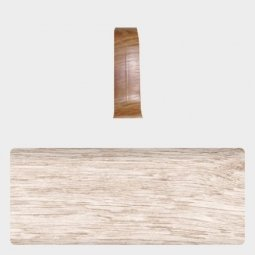 Соединитель (блистер 2 шт.) Т-пласт 077 Дуб Светлый