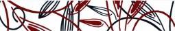 Бордюр ВКЗ Колибри G1 красная 40x6