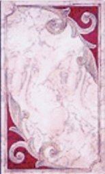 Декор Сокол Жемчуг D276 AR3 орнамент глянцевый 20х33
