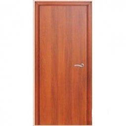 Дверное полотно Brozex-Wood глухое гладкое 2000x900 Итальянский орех