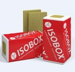 Базальтовый утеплитель ISOBOX Инсайд 1200х600х100 /6 пл.