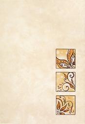 Вставка Уралкерамика Фианит ВС7ФИ004 24,9x36,4
