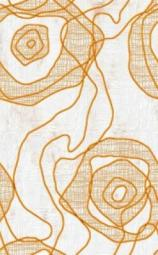 Декор Нефрит-керамика Оттава 04-01-1-11-03-21-109-0 50x31 Коричневый
