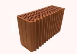 Керамический блок Kerakam Kaiman 38+ 125x380x219