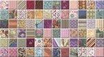 Декор Ceradim Relax Dec Mozaic Random 25x45