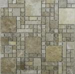 Мозаика Bonаparte Tetris бежевая матовая 30.5х30.5