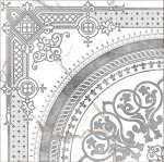 Декор Grasaro Classic marble GT-270/d02 400x400